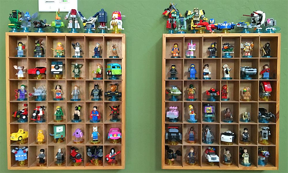 LEGO Dimensions display